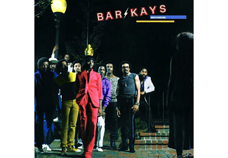 The Bar, Bar-Kays - Nightcruising - (CD)