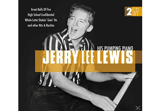 Jerry Lee Lewis - Jerry Lee Lewis: His Pumping Piano - (CD)