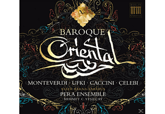 Pera Ensemble - Baroque Oriental - (CD)