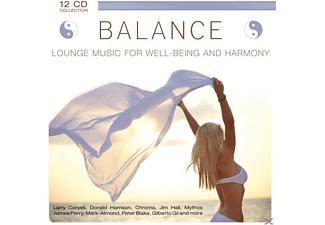 Various - Balance-Lounge Music For Wellbeing & Harmony - (CD)