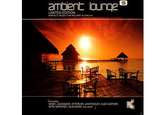 VARIOUS - Ambient Lounge Vol.15 - (CD)