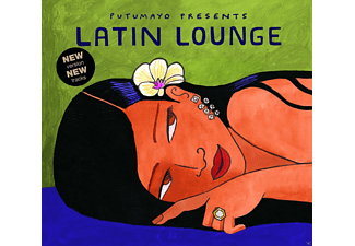VARIOUS - Latin Lounge - (CD)