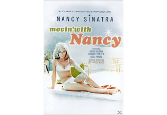 Nancy Sinatra - Movin' With Nancy - (DVD)