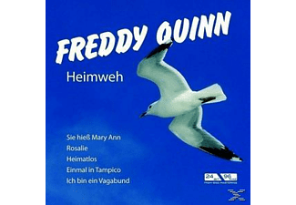 Freddy Quinn - Heimweh [CD]