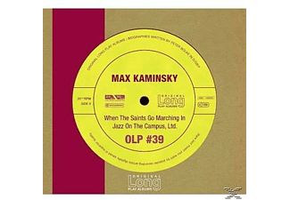 Max & All Stars Kaminsky - When The Saints Go Marching In - (CD)