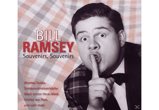 Bill Ramsey - Souvenirs, Souvenirs [CD]