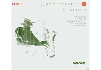 Ben Webster - Jazz Ballads 2 - (CD)