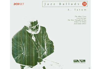 Art Tatum - Jazz Ballads 18 - (CD)