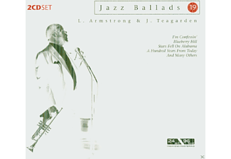 Louis Armstrong, Jack Teagarden - Jazz Ballads 19 - (CD)