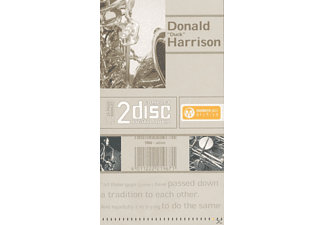 "Donald ""duck"" Harrison - The Power Of Cool / Blues At Bradley's (Modern Jazz Archive Series) [CD]"