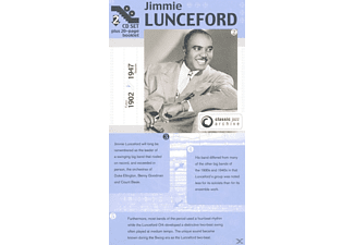 Jimmie Lunceford - Sweet Rhythm / Runnin' Wild (Classic Jazz Archive Series) - (CD)