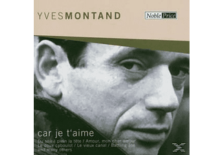 Yves Mont - Car Je T'aime (Various) - (CD)