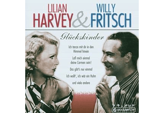 Fritsch, Willy / Harvey, Lilian - Glückskinder - (CD)