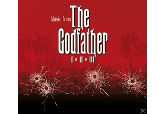 VARIOUS - Music From Godfather I - Ii - Iii [CD]