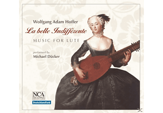 Michael Dücker - Hoffer: La Belle Indifferente (Music For Lute) [CD]