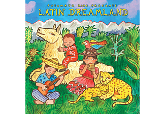 VARIOUS - Putumayo Kids Presents: Latin Dreamland - (CD)