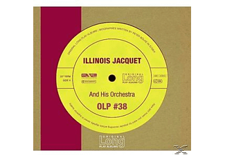 Jacquet His Orchestra;Illinois & His Orchestra Jaquet - Illinois Jaquet & His Orchestra - (CD)
