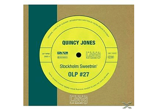 Quincy Jones - Stockholm Sweetin - (CD)