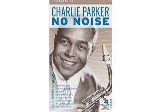 Charlie Parker - No Noise-Bookformat - (CD)