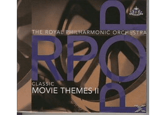 Royal Philharmonic Orchestra - Classic Movie Themes Vol.2 - (CD)