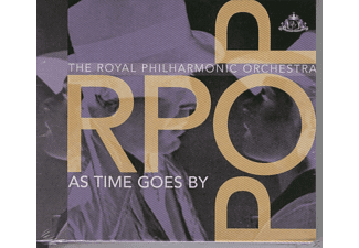Rpo;Royal Philharmonic Orchestra - As Time Goes By - (CD)