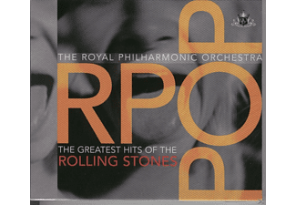 Rpo;Royal Philharmonic Orchestra - The Greatest Hits Of The Rolling Stones - (CD)
