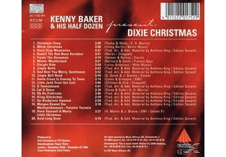 Kenny Baker & His Half Dozen Baker;Kenny Baker - Dixie Christmas - (CD)