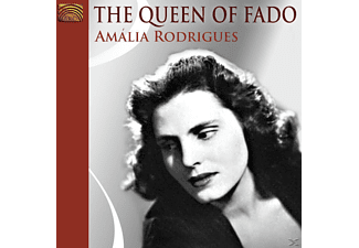 Amália Rodrigues - The Queen Of Fado [CD]