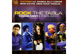 VARIOUS - Rock The Tabla - Hossam Ramzy & Special Guests [CD]