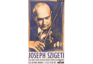 Lpo;So British;Szigeti;Beecham - Joseph Szigeti (Various) - (CD)