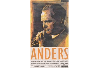 Peter/Kölner Rfo/+ Anders - Peter Anders (Various) - (CD)