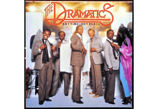 The Dramatics - Anytime,Anyplace - (CD)