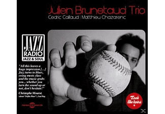 Julien Trio Brunetaud - Look Like Twins - (CD)
