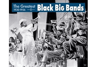 Classic Jazz 1930, Armstrong,Louis/Basie,Count/Calloway,Cab/+ - The Greatest Black Big Bands 1930-1956 - (CD)