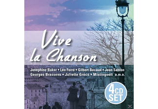 Various - Vive La Chanson - (CD)