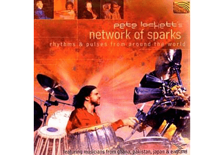 Steve Locket - Network Of Sparks [CD]