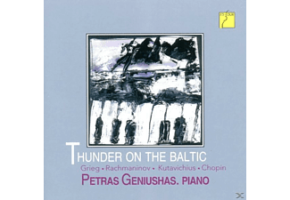 Thunder On The Baltic - Thunder On The Baltic - (CD)