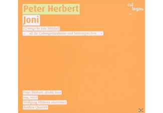 Peter Herbert - Joni - (CD)