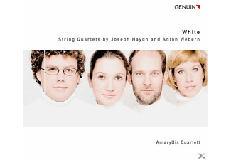 Amaryllis Quartett - String Quartetts - (CD)