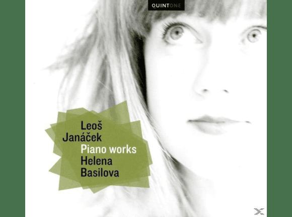 Helena Basilova - Janacek: Piano Works [CD]