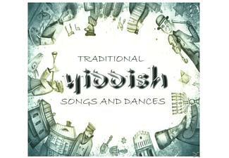 VARIOUS - Traditional Yiddish Songs And Dances [CD]
