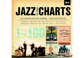 VARIOUS - Jazz in the Charts-.Complete Index - (Bücher)