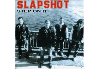 Slapshot - Step On It - (CD)