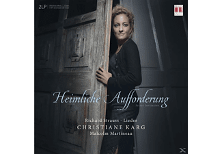 Karg,Christiane/Martineau,Malcolm - Heimliche Aufforderung-Lieder Von Richard Strauss - (LP + Download)