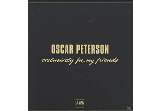 Oscar Peterson - Exclusively For My Friends - (Vinyl)
