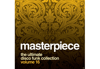 VARIOUS - Masterpiece Collection Vol.16 - (CD)
