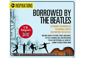 VARIOUS - Borrowed By The Beatles [CD]