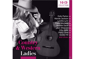 VARIOUS - Country Ladies [CD]