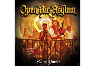 Soar Patrol - Open Air Asylum [CD]
