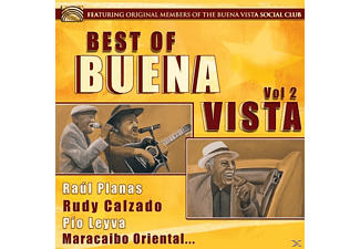 VARIOUS - Best Of Buena Vista-Vol.2 [CD]
